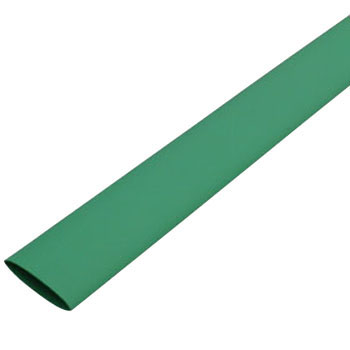 Color Shrink Tube, Green
