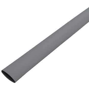Color Shrink Tube, Grey