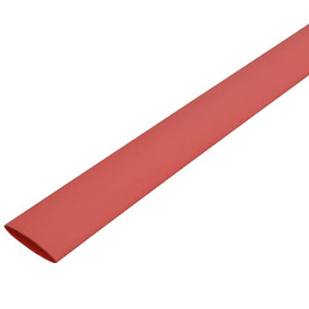 Color Shrink Tube, Red