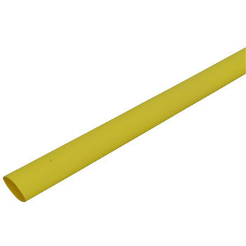 Color Shrink Tube, Yellow