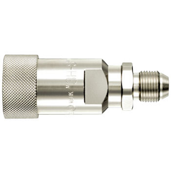 HSP coupler socket (for female thread mounting / parallel thread male seat)