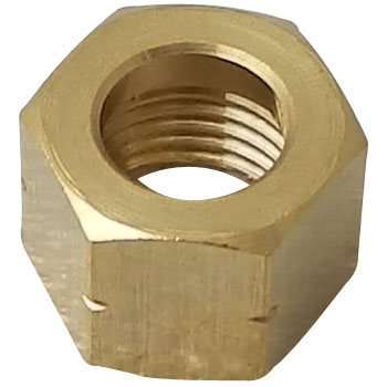 Quick Seal Fittings Brass Nut