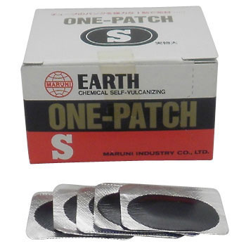 Tire Repair Material, One Patch