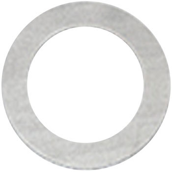 Shim Ring 1pc Inner Diameter phi16mm , Stainless Steel SUS304
