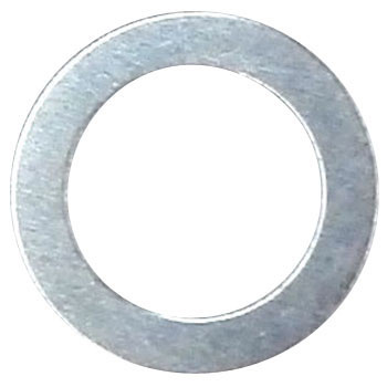 Simrings Inner Diameter phi 8 mm Steel Material, SPCC Equivalent