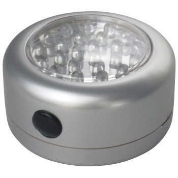 24 LED Round-Type Light With Hook & Magnet