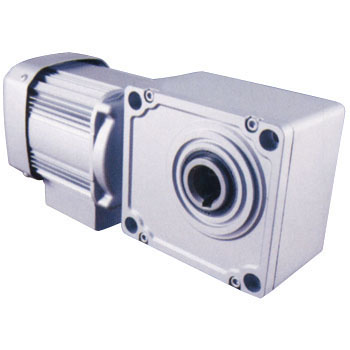 Orthogonal Axis Gear Motor Flange, Hollow