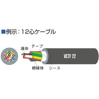 Vctf22 12cx0 75sq Soft Vctf Kuramo Electric Monotaro