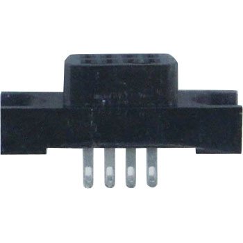 FCN Female Connector, Solder Type