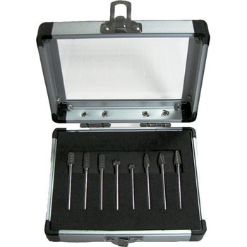 Carbide Cutter Set, 3mm Shank