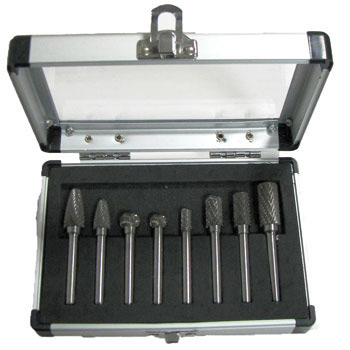 Carbide Cutter Set, 6mm Shank