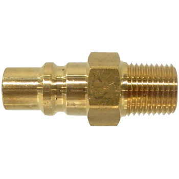 Die Coupler Plug, for Female Screw Install