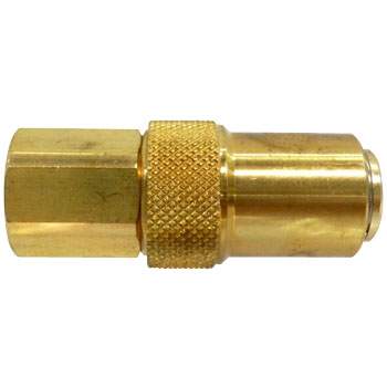 Tsp Coupler Socket, For Mounting Male Thread