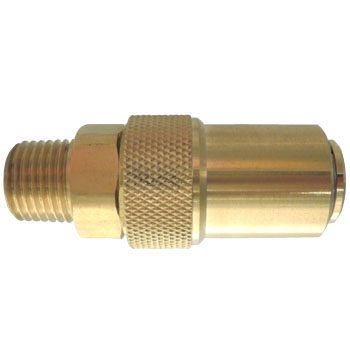 Tsp Coupler Socket, For Mounting Female Thread