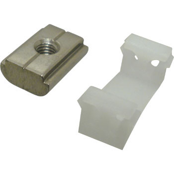 Aluminum Frame Nut Holder Set []20 Series