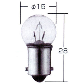 Panel and Signal Lamp 12V