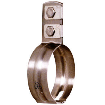 Stainless Steel Group Type Vertical Band
