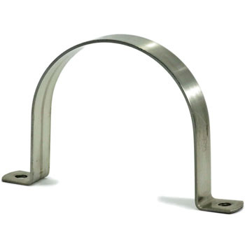 Stainless Thick Saddle Band