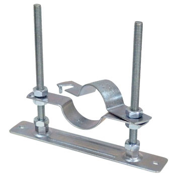 Set Floor Nut With Plate