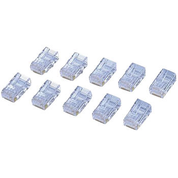 CAT6 RJ Connectors 10pc