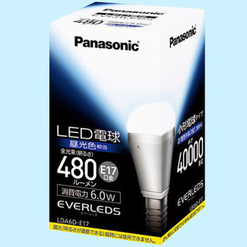 EVERLEDS LED Bulb E17 Small Type