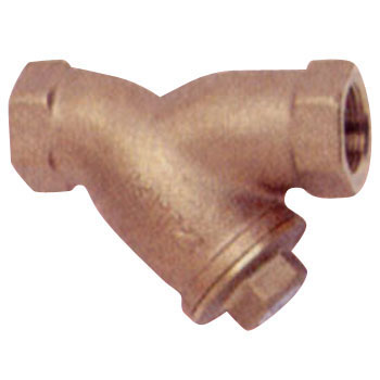 150 Type, 10K Bronze-Y Type Strainer YK Series