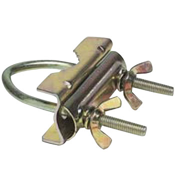 Mast Vertical Fixing Clamp
