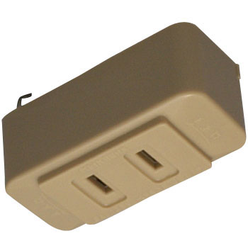 Hook Ceiling Outlet Adapter