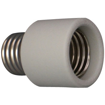 E26 Joint Adapter, Porcelain