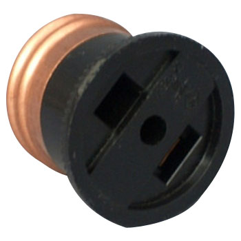 Separable Plug Body, Converts Bulb Socket To Outlet/Plug