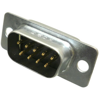 D-Sub Connector, Electromagnetic Inteference, EmiResolving Type