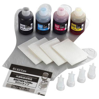 Brother LC09 Refill Ink