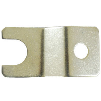 Stabilizing Foot Plate, Stainless Steel