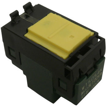 Cosmo Series, Embedded Firely Switch With Display for 100V, 4 Circuit