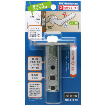 GIKEN Latch for Lever