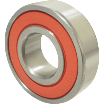 Miniature Bearings, Contact Rubber Seal Type On Both Sides