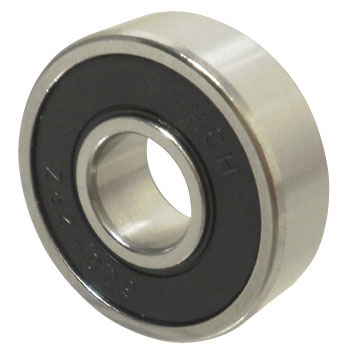 Miniature Bearings, Both Sides Non-Contact Rubber Seal Type