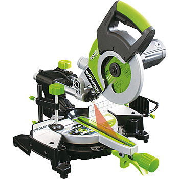 Multi Purpose Sliding Mitre Saw