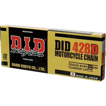 Non-SeaLED Chain 428D, Standard Chain