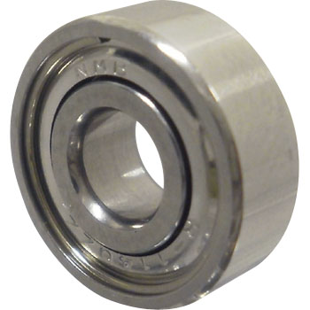 DDRI Radial Deep Groove Ball Bearings Shield Type, Inch Size