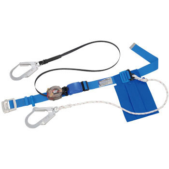 Safety Belt, Double Lanyards