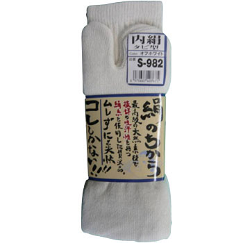 Silk Power Toe Socks