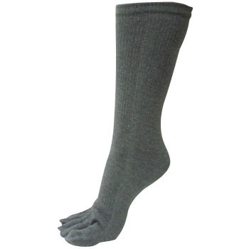 "Silk Socks, ""Kinu no Chikara"" 5-Toe Sock"