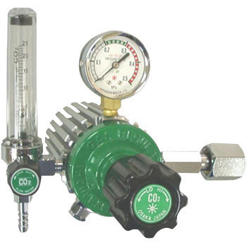 Co2 Gas Regulator, Natural Vaporizing, No Heater Type