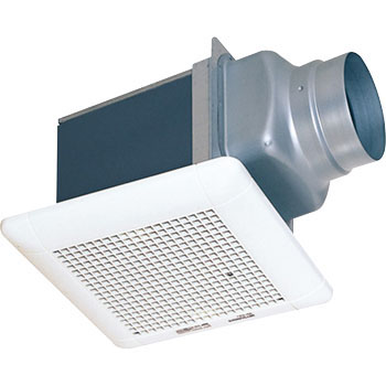 Ceiling Embedded Type Ventilation Fan Louver Set type, Metal Body