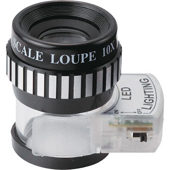 Light Scale Loupe