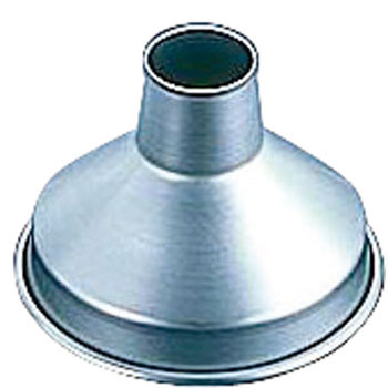 Aluminum Wide-Mouth Funnel