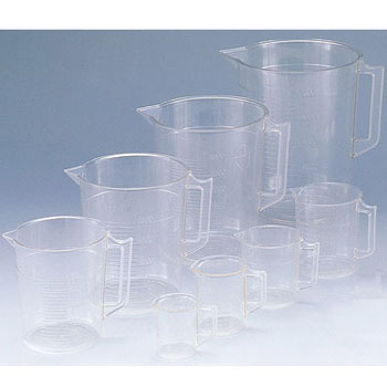 TPX Beakers With Handle