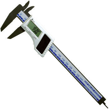 Digital Caliper Made Of Carbon Fiber Solar Panel