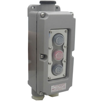 Power Pushbutton Type, Open/Close Switch With Reversible Waterproof Exposure Type
